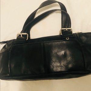Kenneth Cole Reaction Black Hand Bag